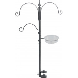 zolux Balcony station feeder. Total height 90 cm. for birds. Outdoor feeders