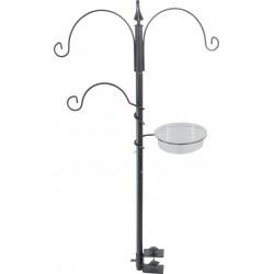 zolux Mangiatoia da balcone. Altezza totale 90 cm. per uccelli. ZO-170480 Alimentatori per esterni