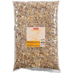zolux seme per tortora. Sacco da 5 kg. per uccelli. ZO-139041 Nourriture graine
