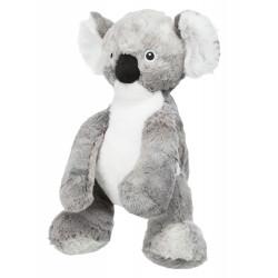 Trixie Koala plush toy 33 cm. for dogs. Peluche pour chien