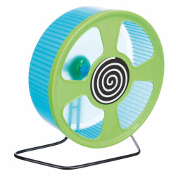 Trixie Exercise wheel, Size ø 20 cm, for small rodents, Random colours. Games, toys, activities