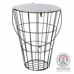Trixie Hanging hay feeder. Size: 21 cm. for rodents. Raterier