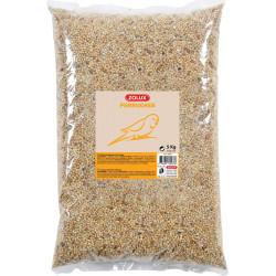 zolux seed for parakeets. 5 kg bag. for birds. Nourriture graine