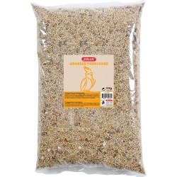 semente para periquitos grandes. saco de 5 kg. para pássaros. ZO-139039 Nourriture graine