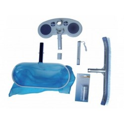 SC-PSL-400-8550 poolstyle Kit entretien piscine Poolstyle Kit de mantenimiento