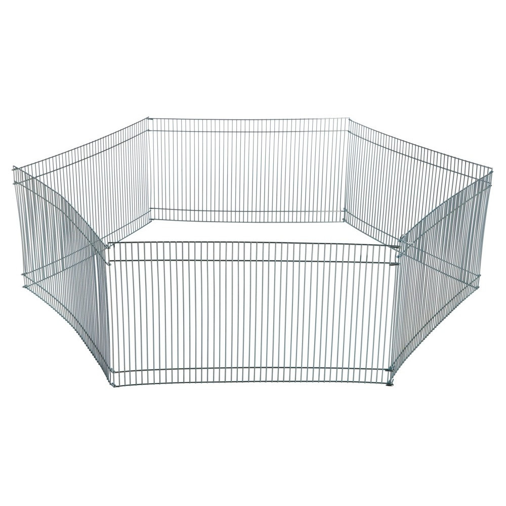 Enclos ø 90 × 25 cm pour hamsters ou souris Transport et cage Trixie TR-6249