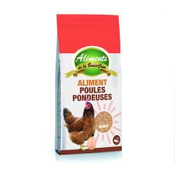 Alimentação para galinhas poedeiras em pellets 20 KG SOA-10723846 Alimentos