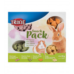 Trixie Snack food 4-pack type rodent food 4 x 35 g Friandise