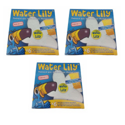 toucan set of 3 boxes Specific absorbent for fatty residues - water lilly SPA