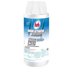HTH Traitement choc sans chlore - HTH OXYGEN SHOCK brome activator - 2.3 kg Produit de traitement