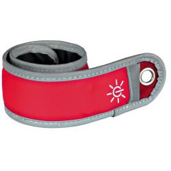 Trixie bande reflechissante pour maître 35 cm par 4 cm- chien TR-12731 Sécurité chien