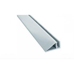Générique Rail vertical pour rénovation liner Barre de 2 m Liner piscine