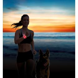 bande reflechissante pour maître 35 cm par 4 cm- chien Sécurité chien Trixie TR-12731
