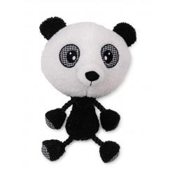 Vadigran Pia Panda plush 30 cm, toy for dogs. Peluche pour chien