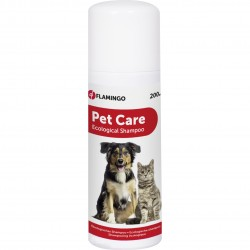 Flamingo Pet Products ecological shampoo. 200 ml. for cats and dogs. Shampoo