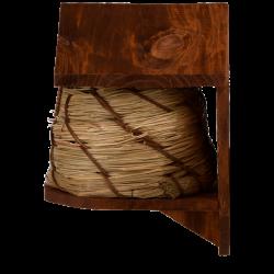 Trixie Hive-shaped nesting box, hole ø 27mm. for blue tit Nichoir oiseaux