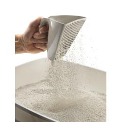 FL-560595 Flamingo Pala para filtro de arena en forma de V 13 x 13 x 13 x 13 x 15,5 cm accesorio de cama