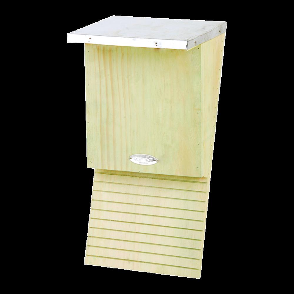 Esschert Design Wooden nesting box for bats. chauve souris