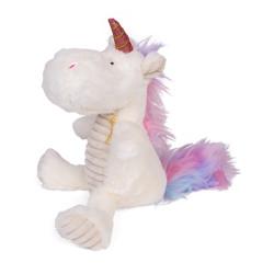 Vadigran Unicorn Dragon plush 35 cm, dog toy. Peluche pour chien