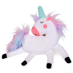 Vadigran Unicorn plush horse 32 cm, dog toy. Peluche pour chien