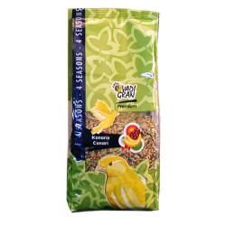 Vadigran Graines Canari premium vita 1Kg. pour oiseaux. Nourriture graine