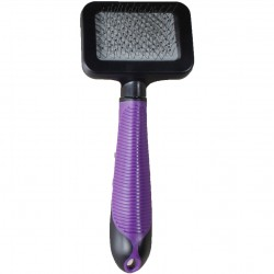 Flamingo Pet Products Universal brush, size S. 7 x 5 x 18 cm. for cats. Beauty treatment