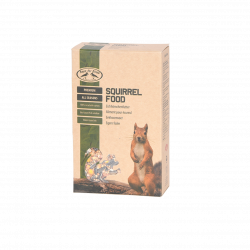 Esschert Design Squirrel food, 750g. Ecureuil