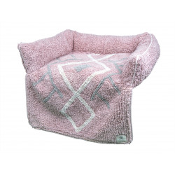 FANTAIL Sofa Bed Bobo Pink . for cats or small dogs. Sleeping