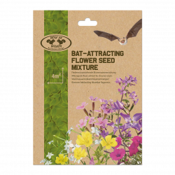 Flores mistas para atrair morcegos. ED-WA68 chauve souris