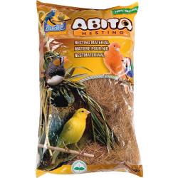Fibre de cocos 300 gr Matière pour nid, Produit nid oiseaux Flamingo FL-100039