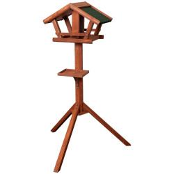 Flamingo Pet Products Mimir winter feeder. Height 1.23 m. for birds. Outdoor feeders
