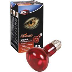Lampe infrarouge à chaleur ø 63 × 100 mm 50 W Accessoire Trixie TR-76095
