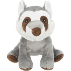 Trixie Raccoon plush, size 20 cm. for dog. Peluche pour chien