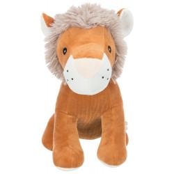 Trixie Lion plush with sound, size 20 cm. for dog. Peluche pour chien