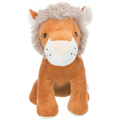 TR-35920 Trixie Peluche de león con sonido, tamaño 20 cm. para perro. Peluche pour chien