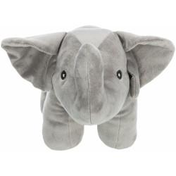 Trixie Elephant plush, size 36 cm. for dog. Peluche pour chien