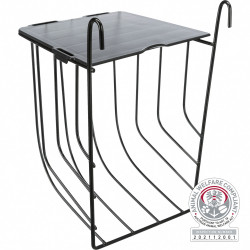 Trixie Hanging hay rack with lid, size 13 x 18 x 12cm. for rodents. Raterier