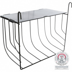 Trixie Hanging hay rack with lid, size 25 x 18 x 12cm. for rodents. Raterier