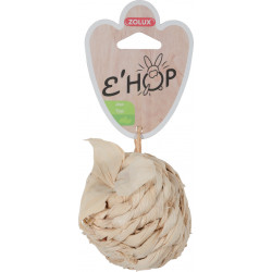 zolux EHOP corn leaf toy. For rodents. Games, toys, activities