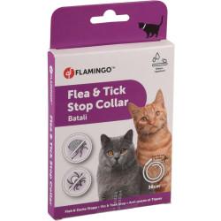 Flamingo Pet Products antiparasitic cat collar 38 cm. BATALI fleas and ticks. ANTIPARASITAIRE