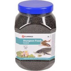 Flamingo FL-1030474-X01 2 liters, sturgeons, food for sturgeons, 3 mm. Food and drink