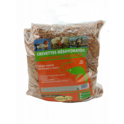 Sauvag'in dehydrated shrimps 4 litres - food supplement. Food and drink