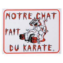 Flamingo Pet Products Gate panel cat karate. cat. Panel panel