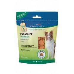 Guloseimas Parasinet para cachorros e cachorros, saco de 75 g. FR-170246 Cachorro Doce