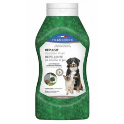 Francodex Outdoor Gel Repellent for dogs and cats. anti-parasitic