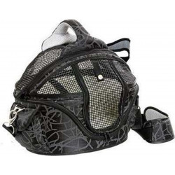 Flamingo Pet Products FINCHLEY Deluxe Carrier for cats and small dogs. Transport cage