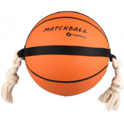 Flamingo Pet Products MATCHBALL basketball ø 24 cm. for dogs. Balles pour chien