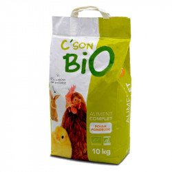 C'son BIO Organic complete feed, laying hens. Bag of 10 kg Food and drink