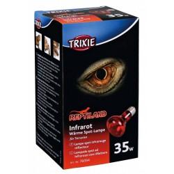 Lampe infrarouge à chaleur R63 35 W Accessoire Trixie TR-76094