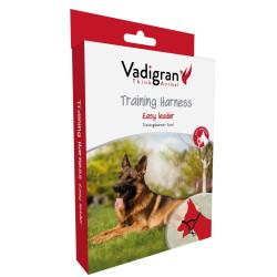 Vadigran Black Halter Harness . size XS. 24-33 cm. for dog. dog harness